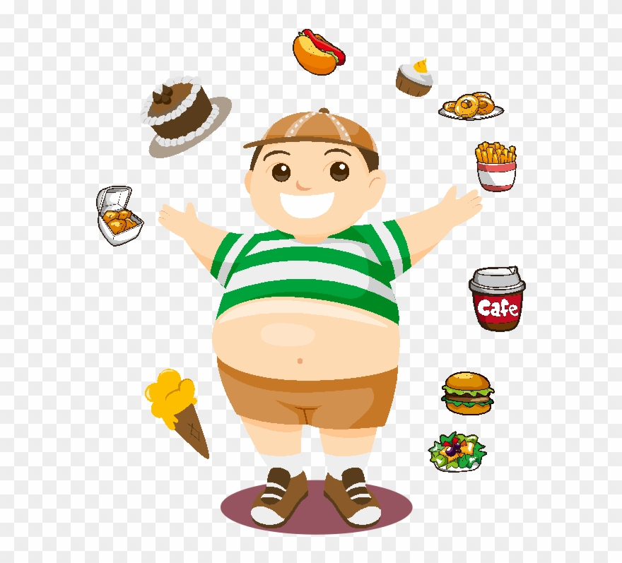 Svg Black And White Download Childhood Obesity Overweight.