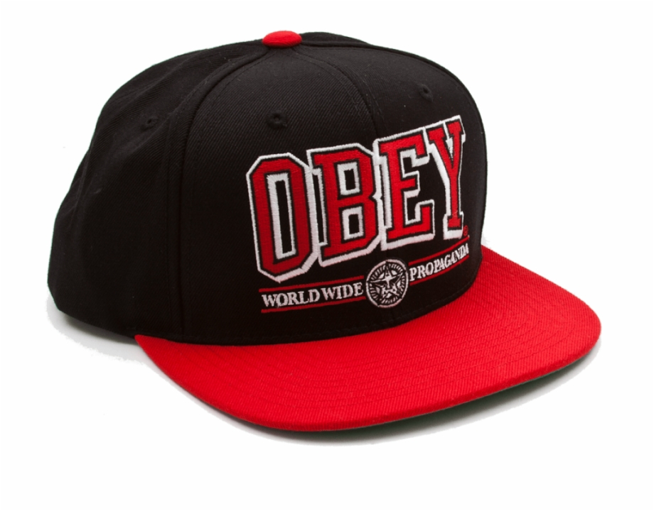 Mlg Obey Hat Png Free PNG Images & Clipart Download #2366183.