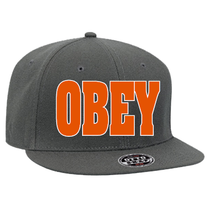 Obey Cap PNG Image.