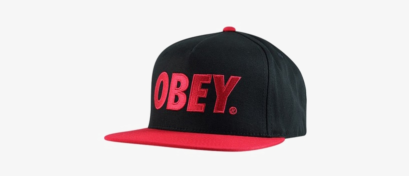 Obey Cap Png Image Background.