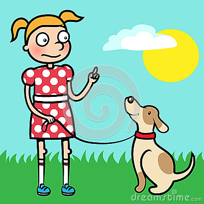 Obedience Clipart.