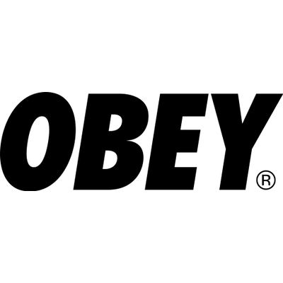 Obey Logo transparent PNG.
