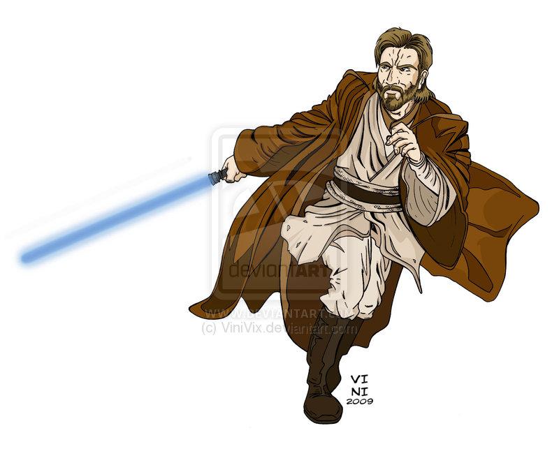 Gallery For > Original Obi Wan Kenobi Clipart.
