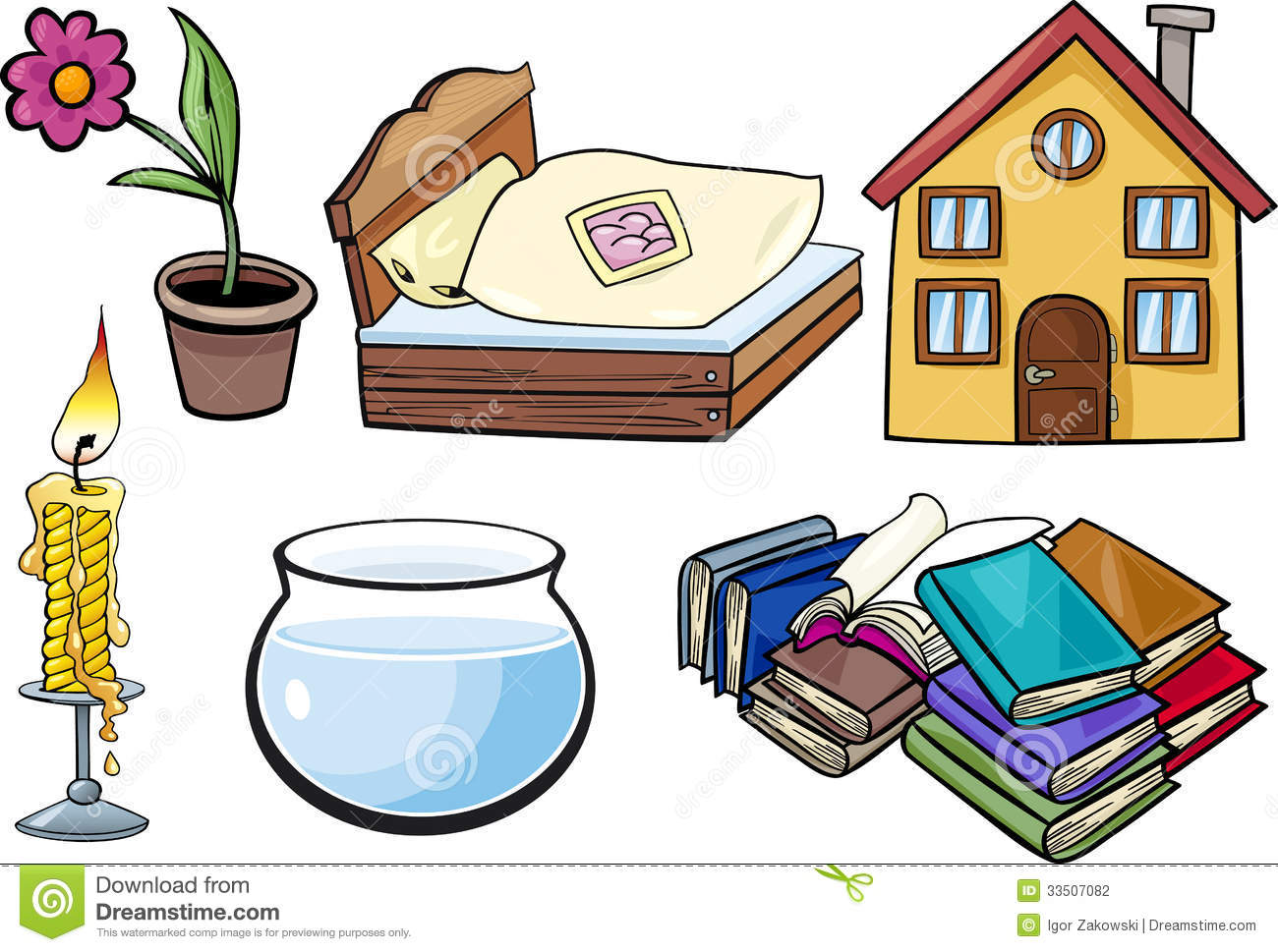 Trip Over Object Clipart.