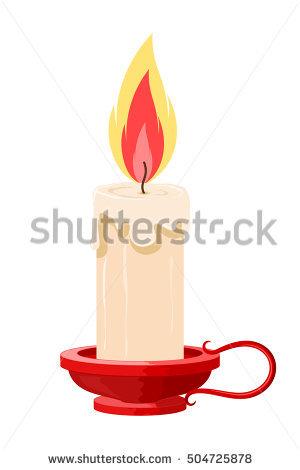 Candlestick.