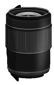 Camera Lens Clip Art.