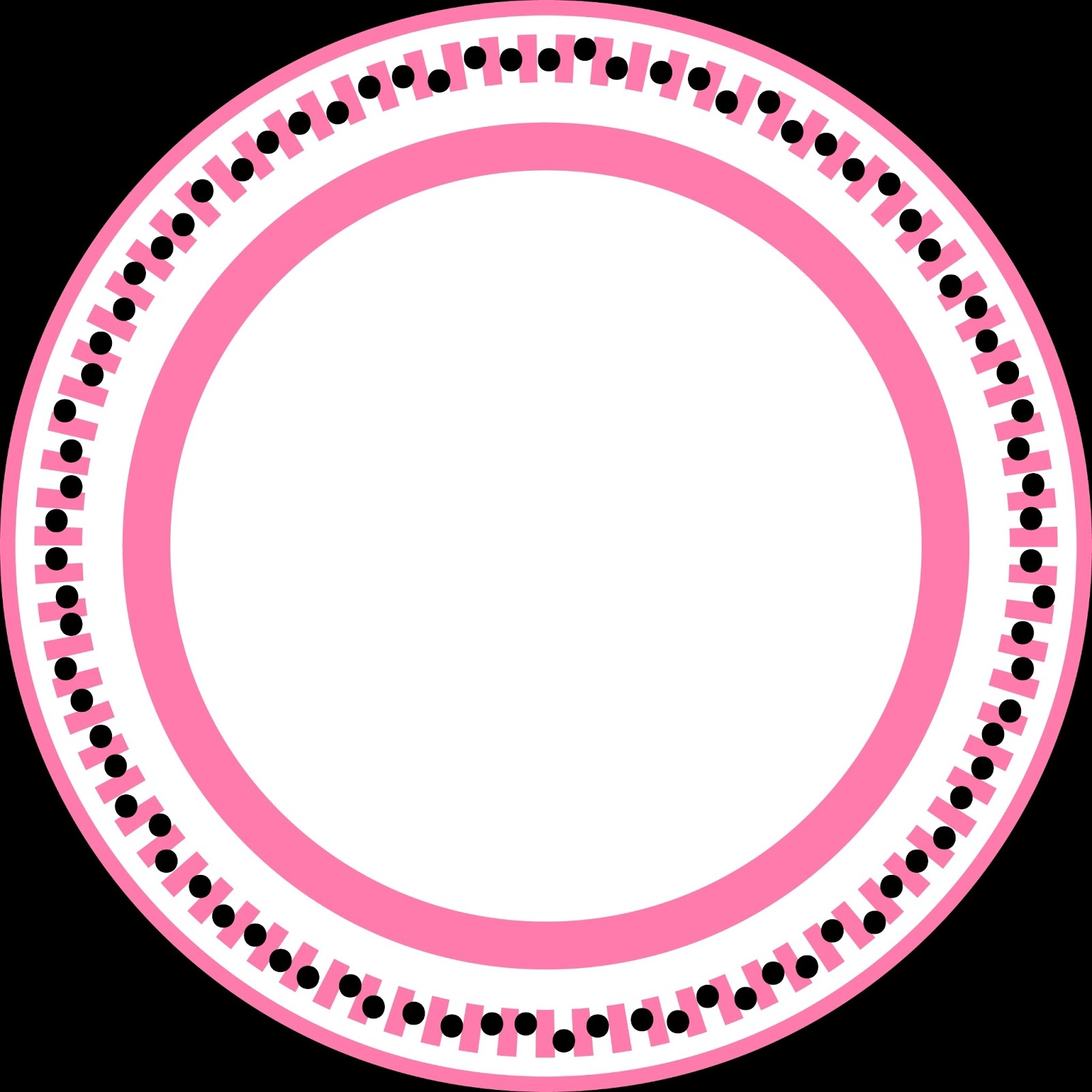 Circle Object Clipart.