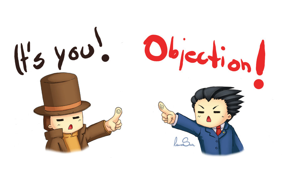 Objection Clipart.