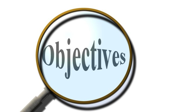 Objectives Clipart.