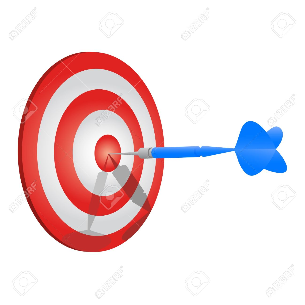 Gallery For > Target Objectives Clipart.