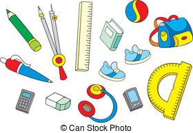 School objects Illustrations and Clipart. 77,176 School objects.