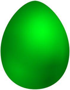 Red Easter Egg PNG Clip Art.