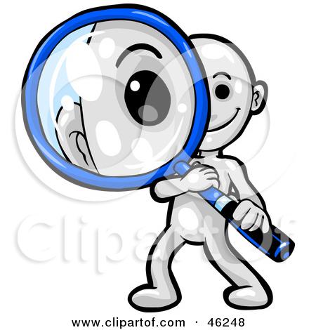 Observation Clip Art.