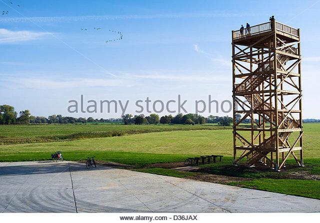 Bird Observation Tower Stock Photos & Bird Observation Tower Stock.