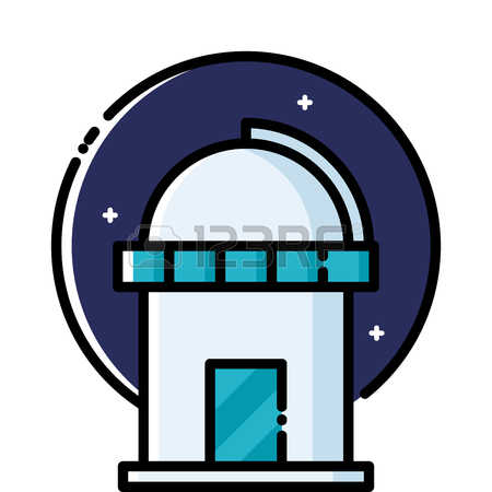 1,606 Observatory Stock Vector Illustration And Royalty Free.