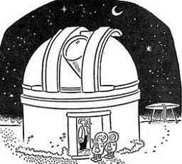 Clip Art Observatory.