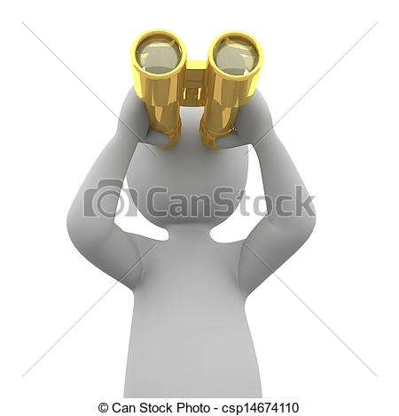 Related Keywords & Suggestions for Observer Clipart.