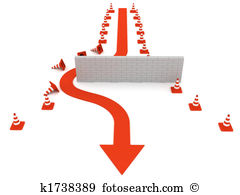 Overcoming obstacles Clipart and Stock Illustrations. 638.