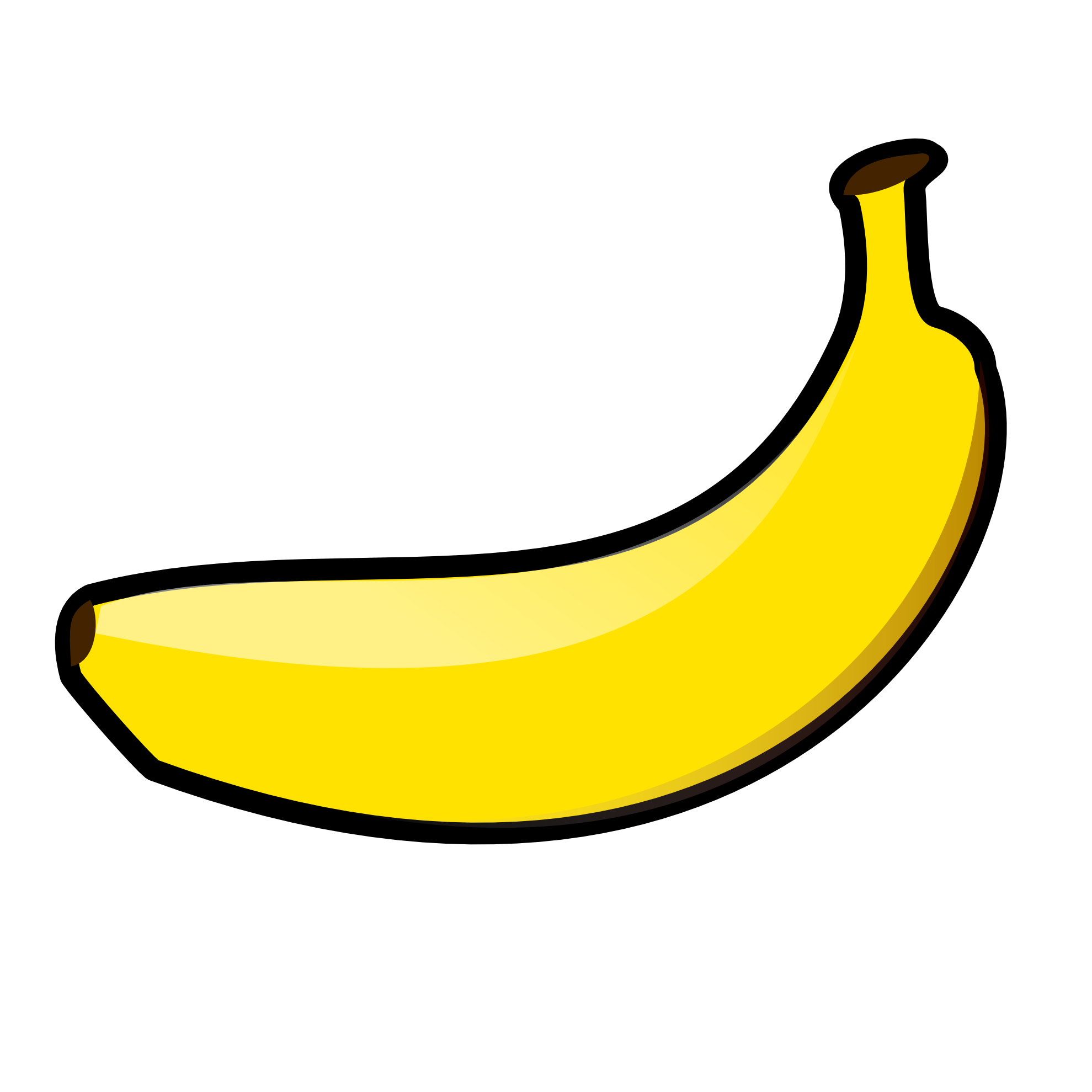 Banana Clipart.
