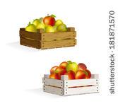Crate logos, company logos.