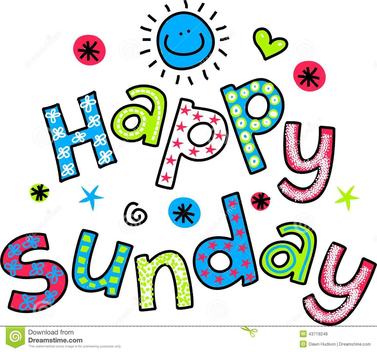 good morning sunday clipart #17