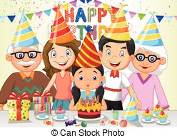 Family occasion Illustrations and Clipart. 1,003 Family occasion.