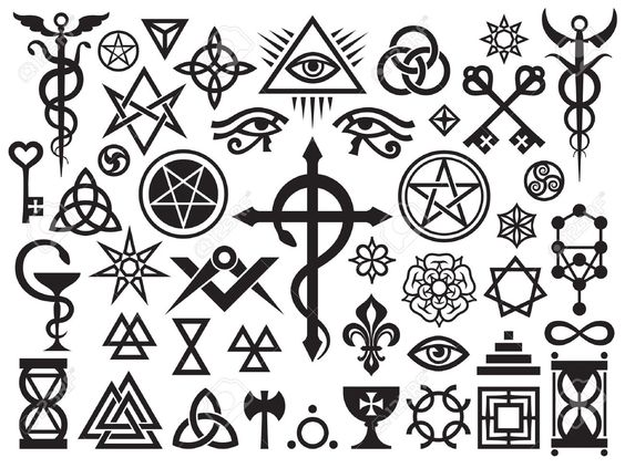 Occult Stock Vector Illustration And Royalty Free Occult Clipart.