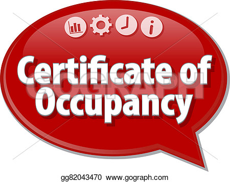 Occupancy clipart.