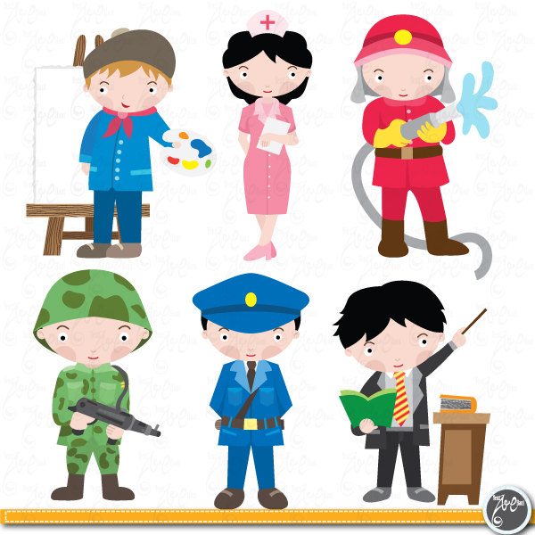 Occupation Clip Art Free.