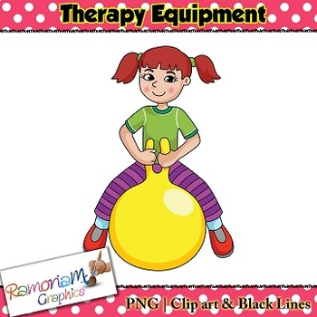 Occupational Therapy Equipment Clip art.