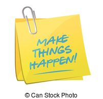 Make things happen Clip Art Vector Graphics. 49 Make things happen.