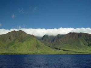 Maui Hawaii Photo Clipart Image.