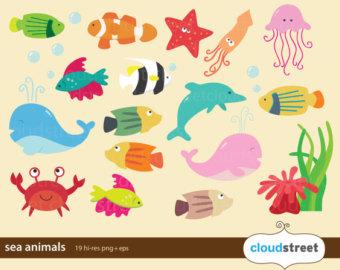 Underwater graphics.