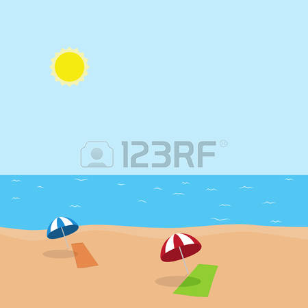 119,153 Ocean Beach Stock Vector Illustration And Royalty Free.