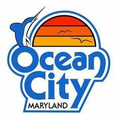 Ocean city clipart images.