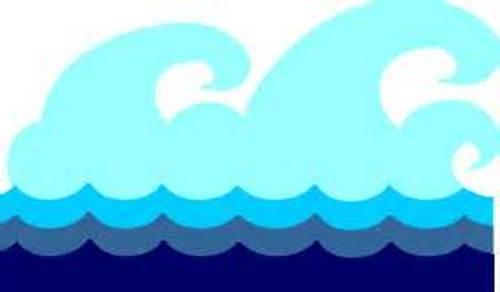 Free ocean clipart.