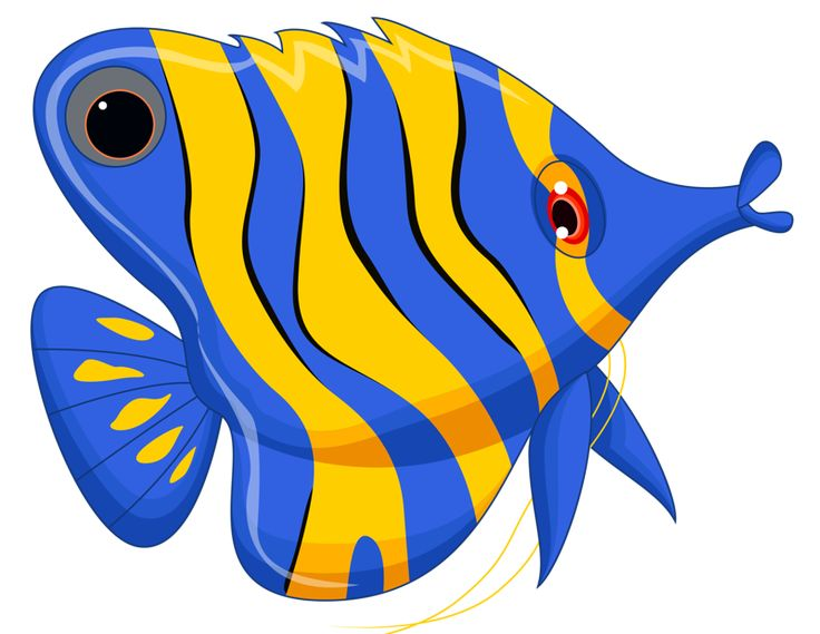 Ocean fish clipart 4 » Clipart Station.