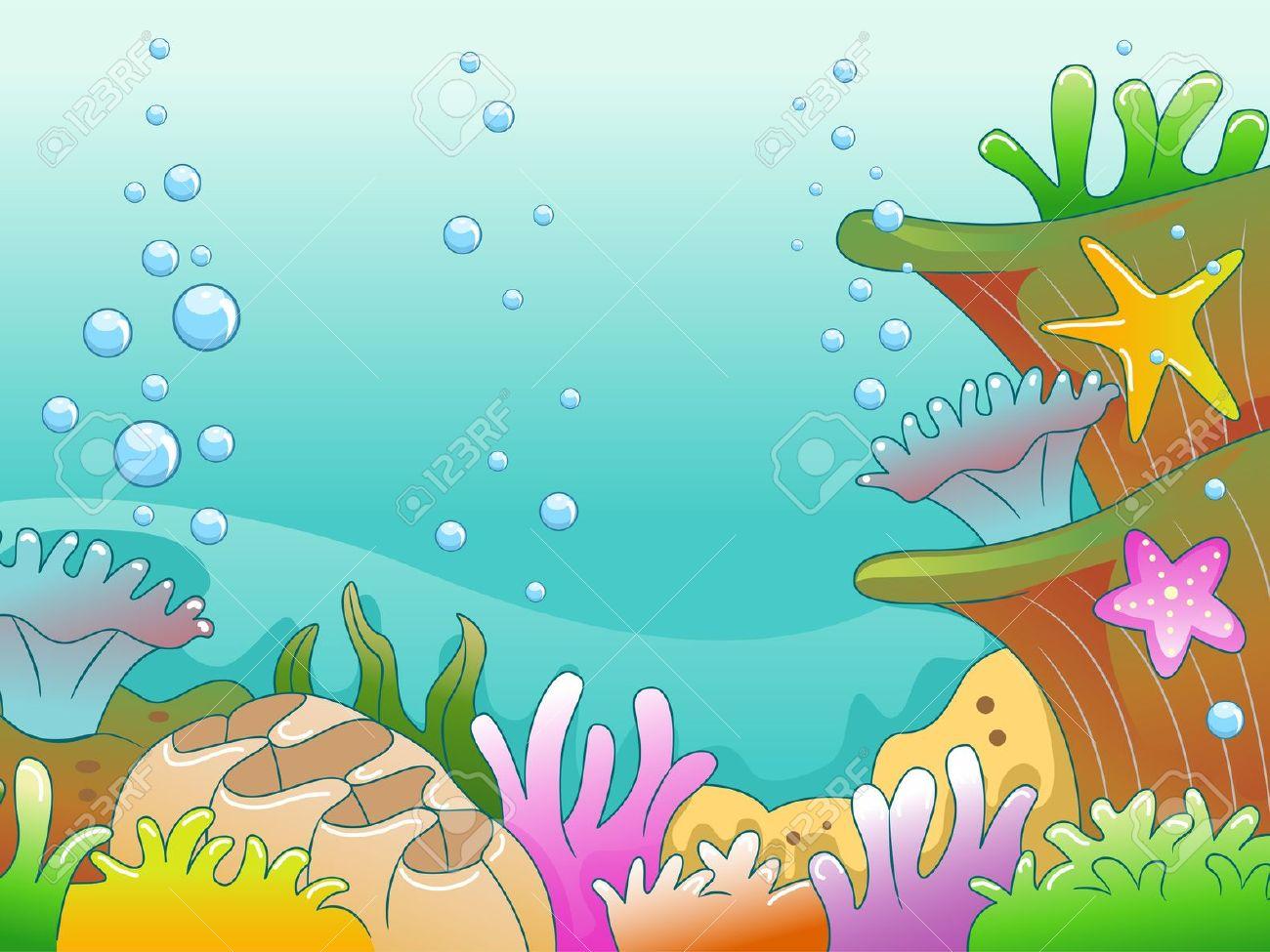 Ocean Floor Clipart Clipground