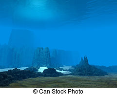 Ocean floor Stock Illustrations. 726 Ocean floor clip art images.