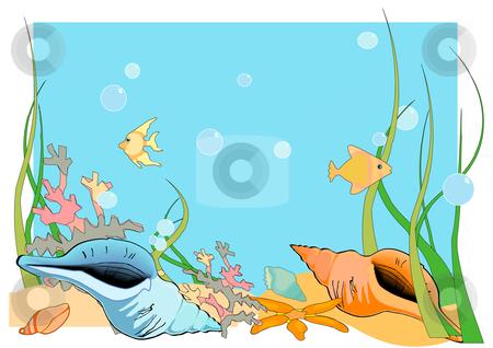 Free ocean bottom clipart.