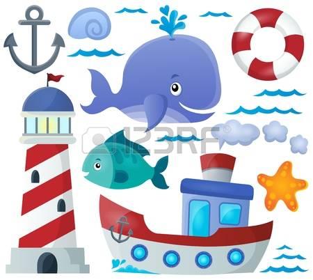 Ocean Mammals Stock Vector Illustration And Royalty Free Ocean.