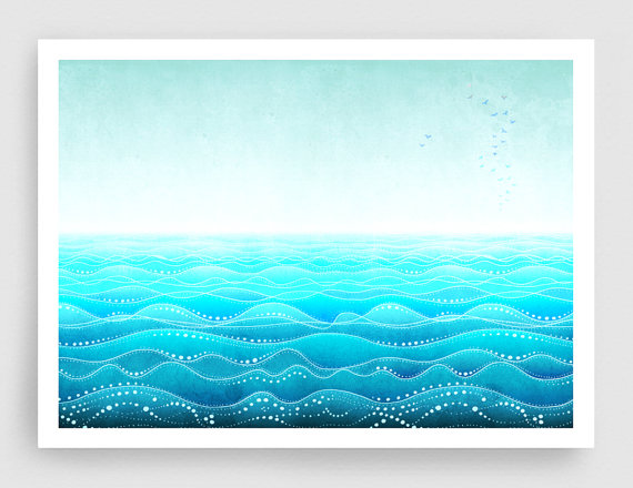 Clip Art Pictures Of Sea Water Clipart.