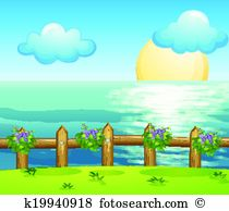 Ocean view Clip Art and Illustration. 5,538 ocean view clipart.