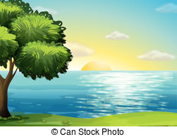 Ocean view Vector Clip Art EPS Images. 6,114 Ocean view clipart.