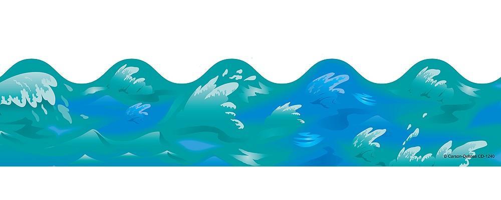 Ocean Water Clipart.
