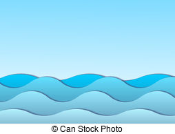 Clipart ocean water.
