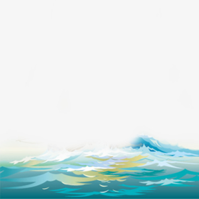 Ocean Waves PNG Images.
