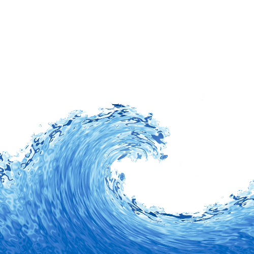 Download Ocean Sea Waves Rolling The Wave Wind HQ PNG Image.