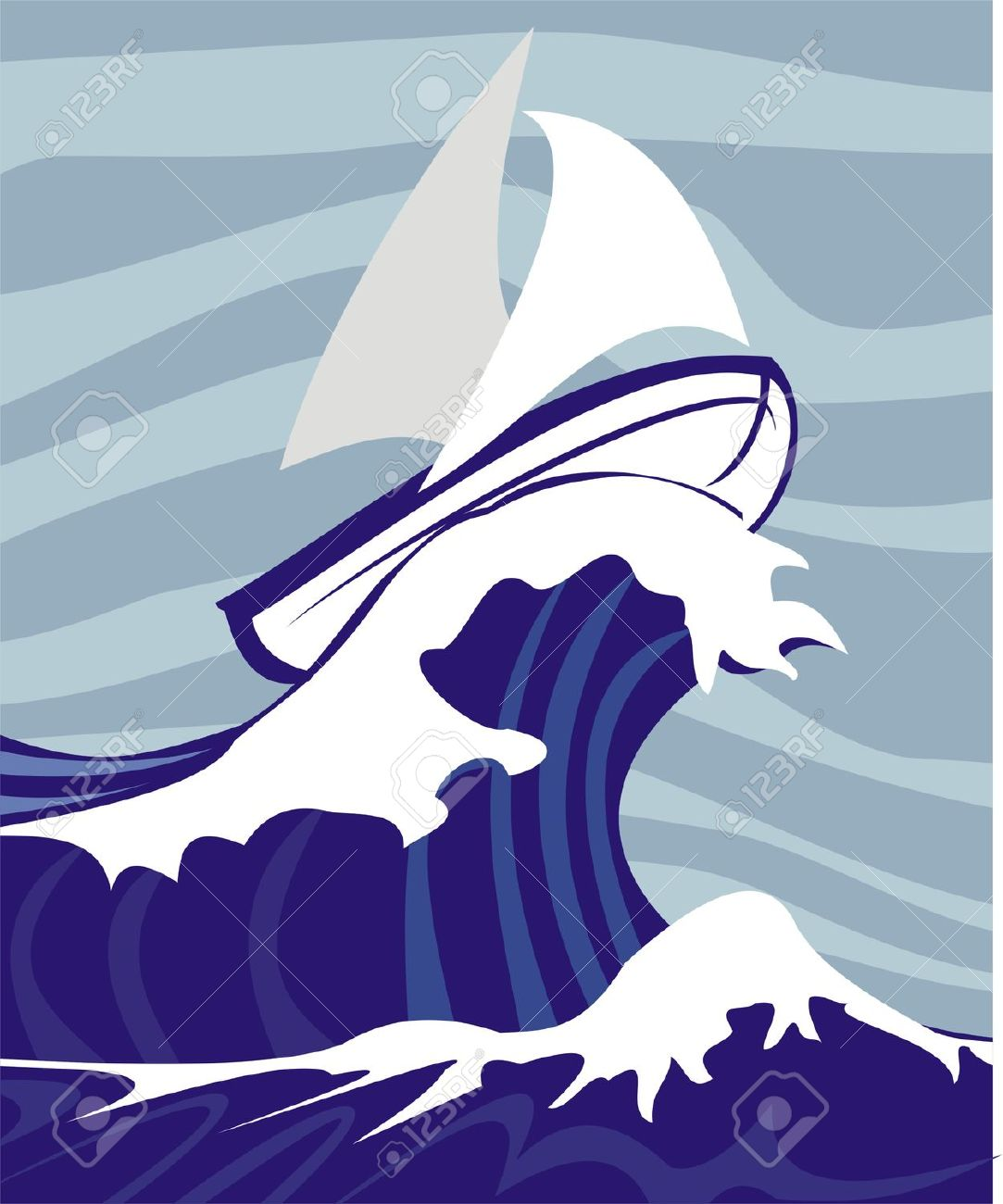Live ocean weather clipart.