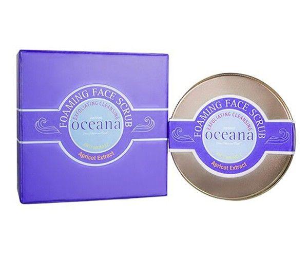 Oceana Foaming Face Scrub (215 gm).